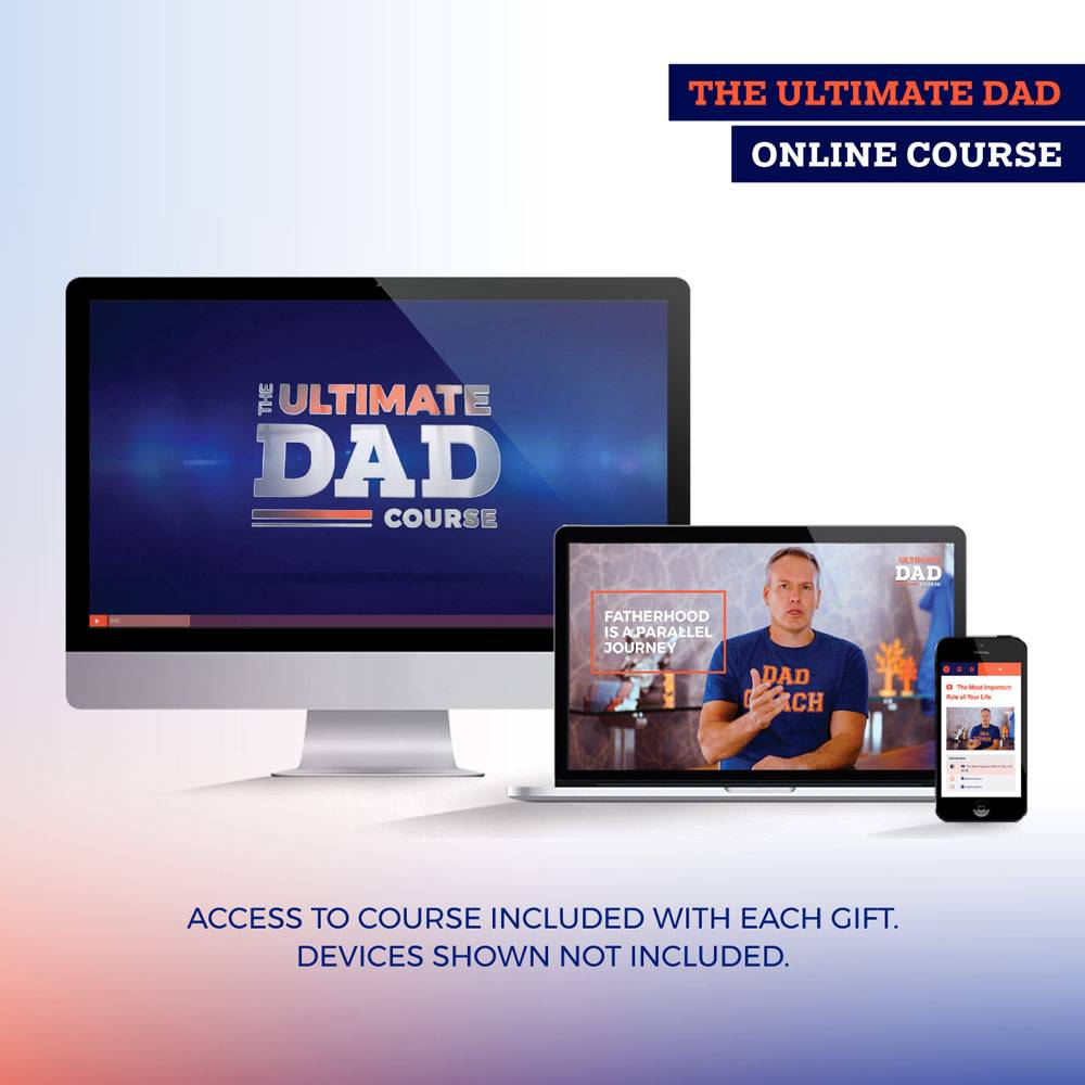Dad Coach - The Ultimate Dad Online Course